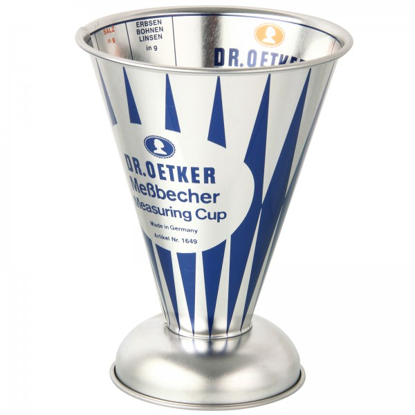 Dr Oetker 1649 Retro Nostalgie Messbecher