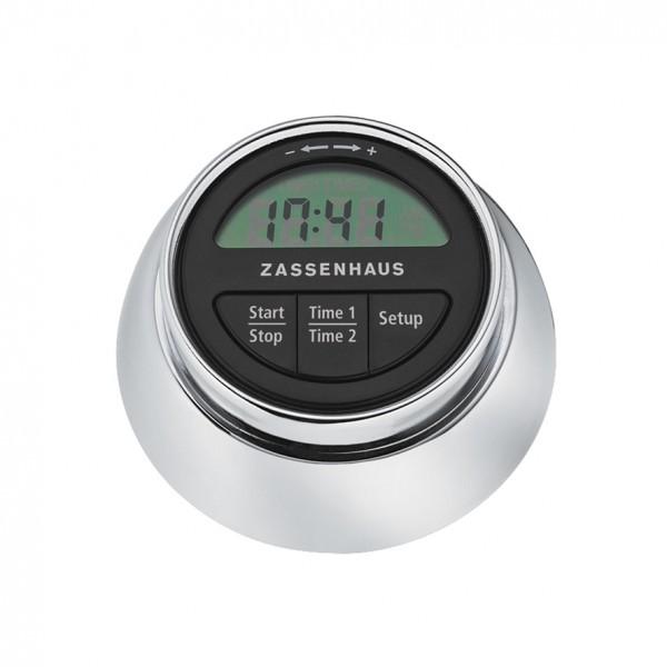 Zassenhaus 072211 digitaler Timer Zeitmesser Küchenuhr Eieruhr magnetisch