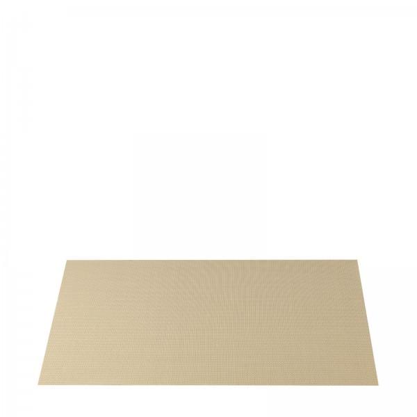 Leonardo 079596 Platzset 35x48cm gewebtes PVC beige
