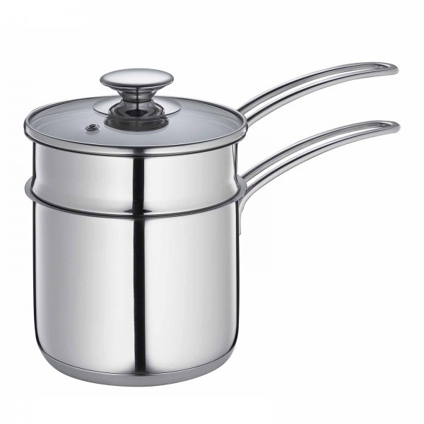 Küchenprofi 16cm Wasserbad Topf COOK Edelstahl 2370602814
