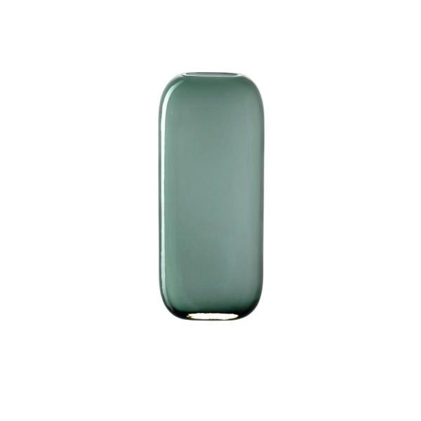 Leonardo 21cm Vase grün Glas MILANO 041654 Hauptbild