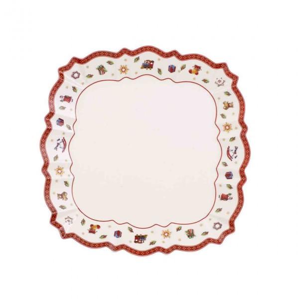 Villeroy und Boch 26cm Toy's Delight Servierteller Porzellan 1485852580