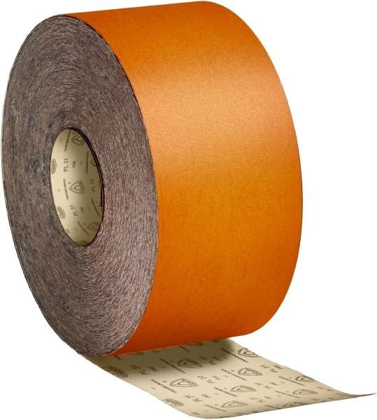 Klingspor Finishingpapier PL31 Edelkorund 110x50000mm verschiedene Körnungen I
