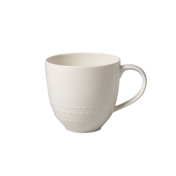 Villeroy & Boch Tasse it's my moment Becher 460 ml Weiß Gerade
