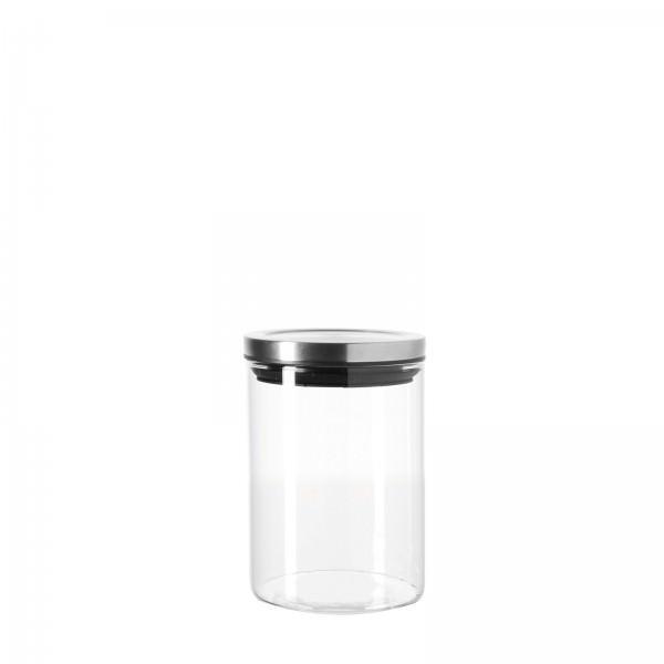 Leonardo 079702 Comodo 0,5L Glasdose Aufbewahrung