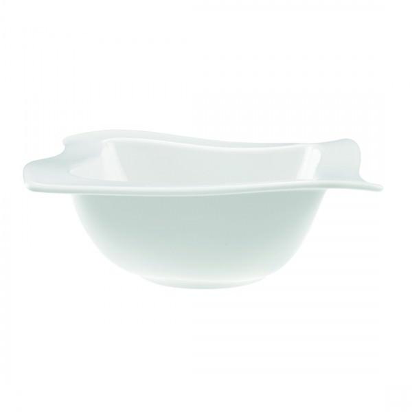 Villeroy & Boch NewWave Schale 600ml Premium Porcelain Salatschale Suppenschale Dessertschale