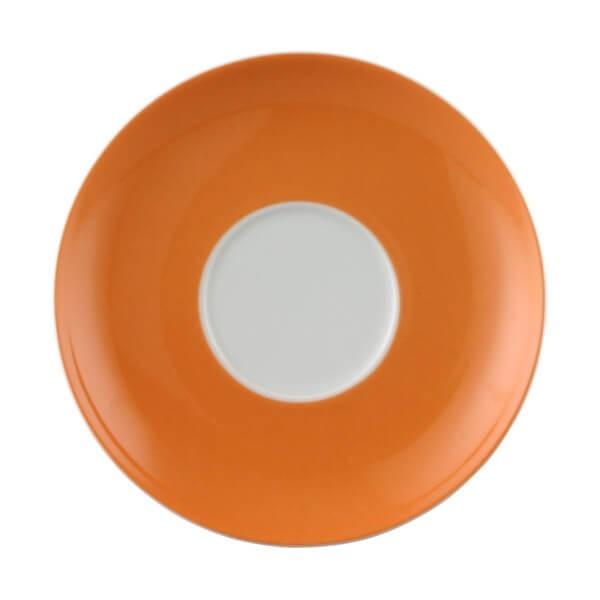Thomas Cappuccino-Untertasse Sunny Day Porzellan Orange