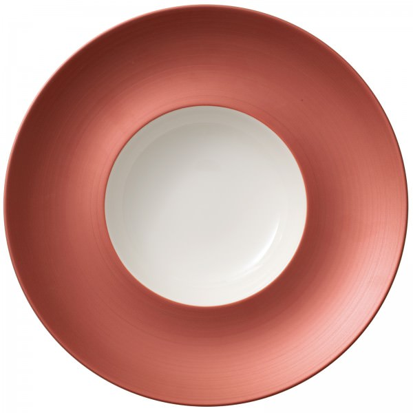 Villeroy & Boch 29cm Teller tief Manufacture Glow Porzellan
