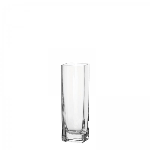Leonardo 014380 25x7,5cm Vase Blumenvase Lucca Tischvase Gräservase