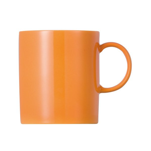 Thomas Kaffeetasse Sunny Day 0,3l Teetasse Becher Orange