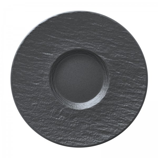 Villeroy & Boch 16cm Unterteller Manufacture Rock Porzellan