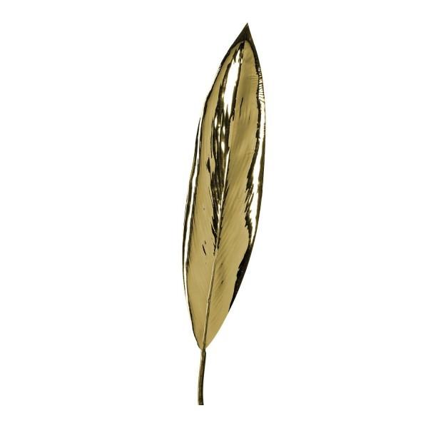 Leonardo 038664 Blatt FIORE 90 cm champagner