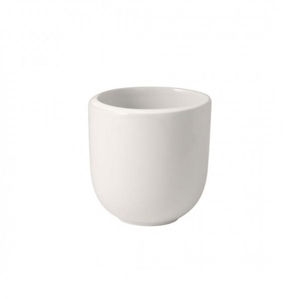 Villeroy & Boch 9cm 390ml Becher ohne Henkel NewMoon Porzellan
