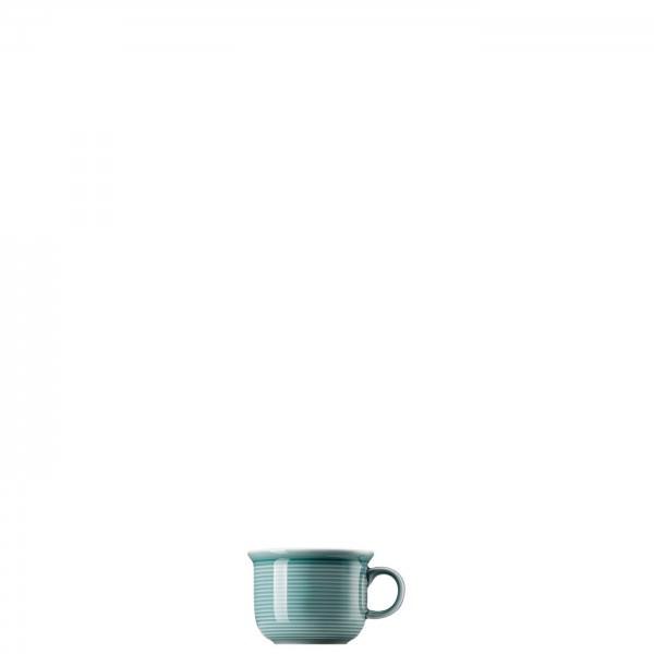 Thomas 6,5cm 100ml Espresso Tasse Trend Colour Ice Blue Porzellan