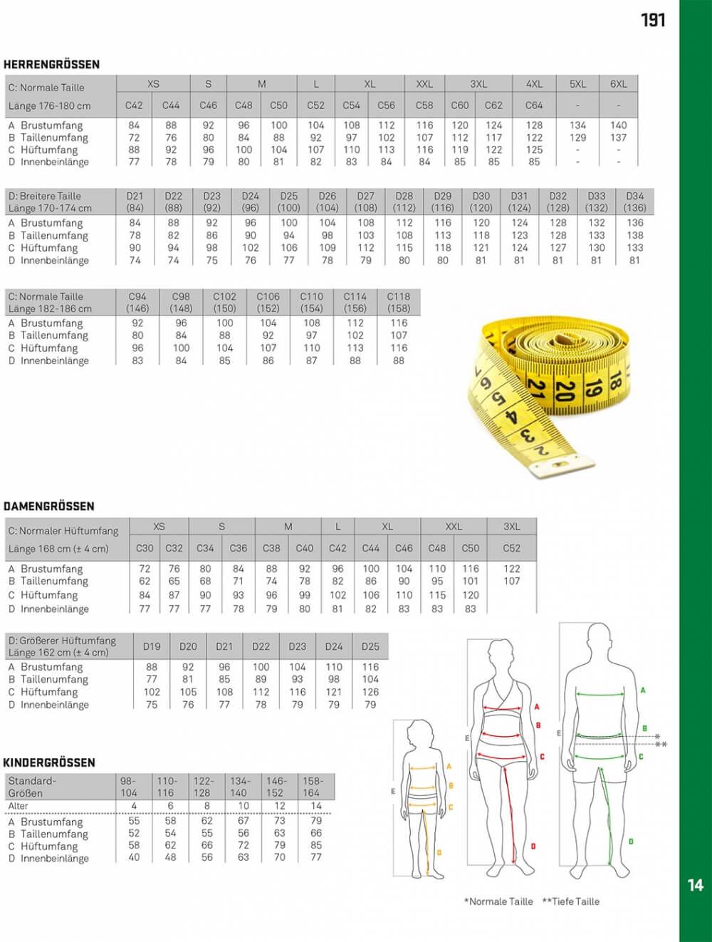 Blakläder Handwerker Bundhose 1990 1141 mit Stretch in zwei Farben