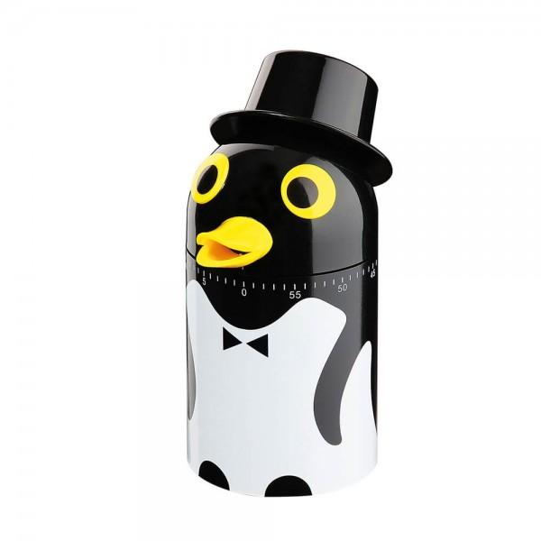 Küchenprofi 14cm Timer Pinguin Küchenwecker mechanisch