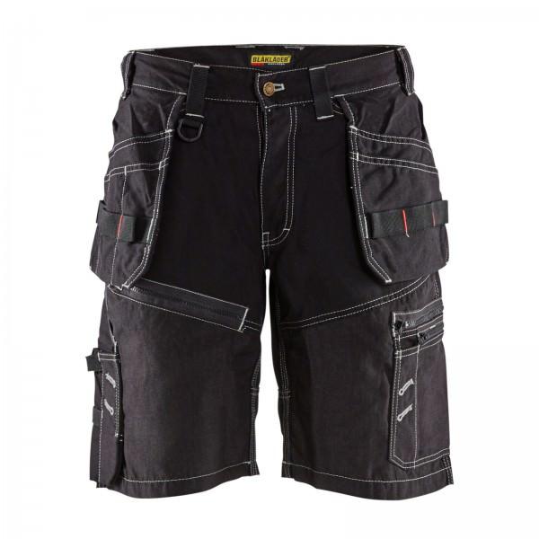 Blakläder 150213109900 Handwerker Shorts X1500 schwarz