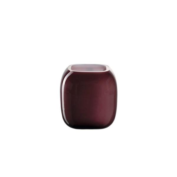Leonardo 9,3cm Vase dunkelrot MILANO 041651 Hauptbild