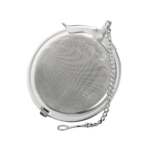 Küchenprofi 5cm Teekugel Gewürzkugel TEA Edelstahl Geschenkverpackung