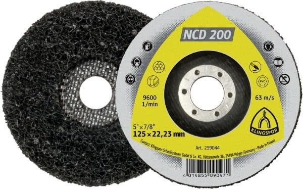 Klingspor Reinigungsscheibe NCD 200 115x22mm oder 125x22mm Power Disc