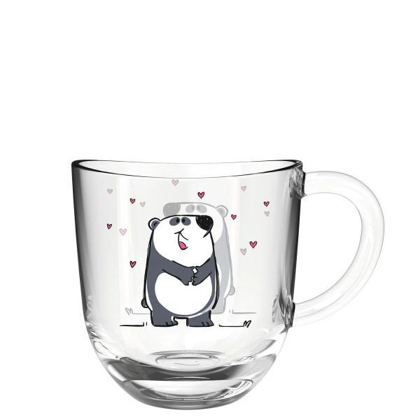 Leonardo Tasse 280ml Panda BAMBINI 022901