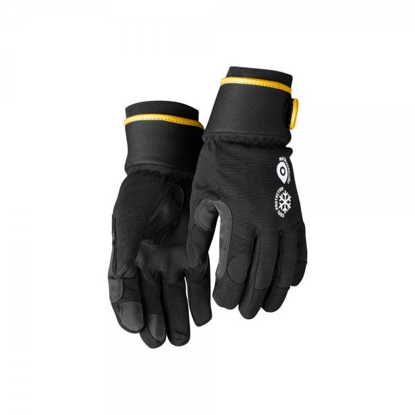 Blakläder Handschuh Handwerk schwarz grau
