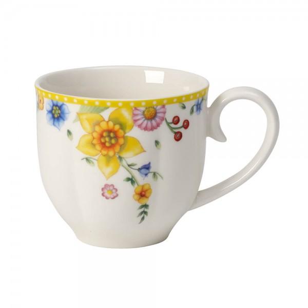 Villeroy & Boch 260ml Kaffeetasse Spring Awakening Porzellan