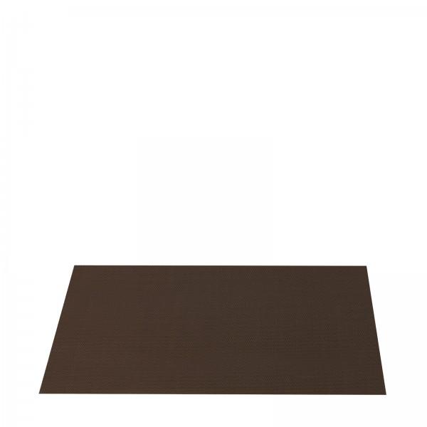 Leonardo 079597 Platzset 35x48cm gewebtes PVC braun