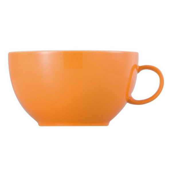 Thomas Cappuccino-Obertasse Sunny Day 0,38l Porzellan Orange