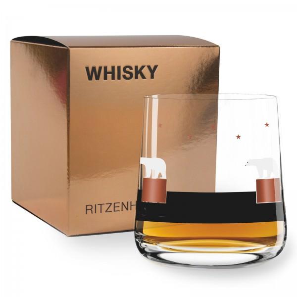 Ritzenhoff 250ml Whiskeyglas Kristallglas Alessandro Gottardo